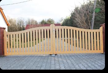 gartentor in 3m breite schon ab 34 99 euro t ren und beschl ge zaunfelder staketen. Black Bedroom Furniture Sets. Home Design Ideas